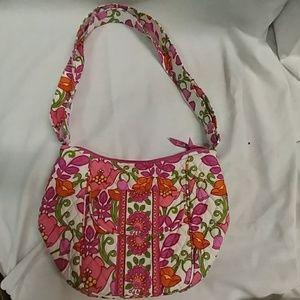 Vera Bradley quilted purse, shoulder bag